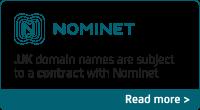 Nominet Membership Logo
